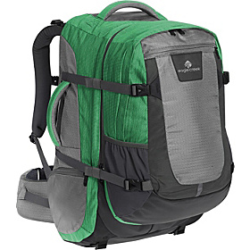 Rincon Vita 65L Women's Travel Backpack Emerald Stratus
