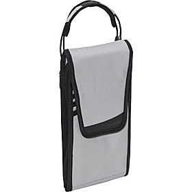 PouchSafe 200 Travel Organizer Neutral Grey