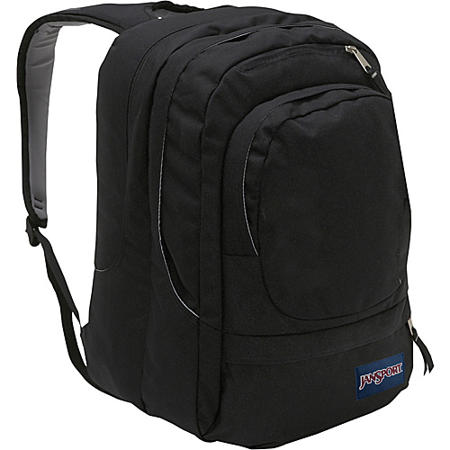 JanSport Air Cure Backpack Black - Backpacks, Laptop Backpacks