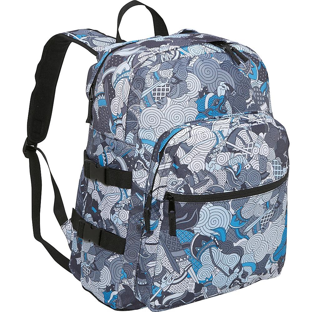 Miquelrius Joshua Davis Water Warriors Laptop Backpack - Backpacks, Business & Laptop Backpacks