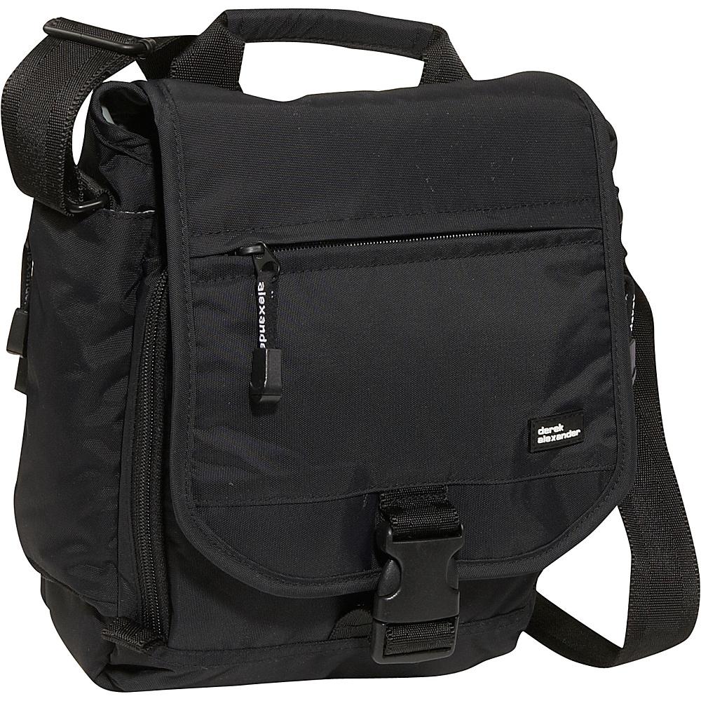 Derek Alexander NS full flap shoulder bag - Cross Body - Handbags, Fabric Handbags