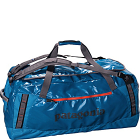 Black Hole Duffel 120L Larimar Blue