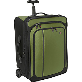 Werks Traveler 4.0 WT 20X Extra-Capacity Exp Carry-On Emerald