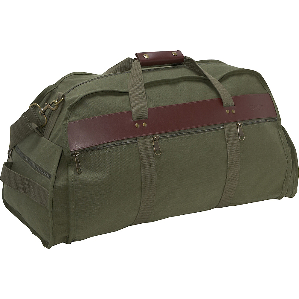 "Boyt Harness 25"" Ultimate Sportsman's Duffel - OD GREEN"