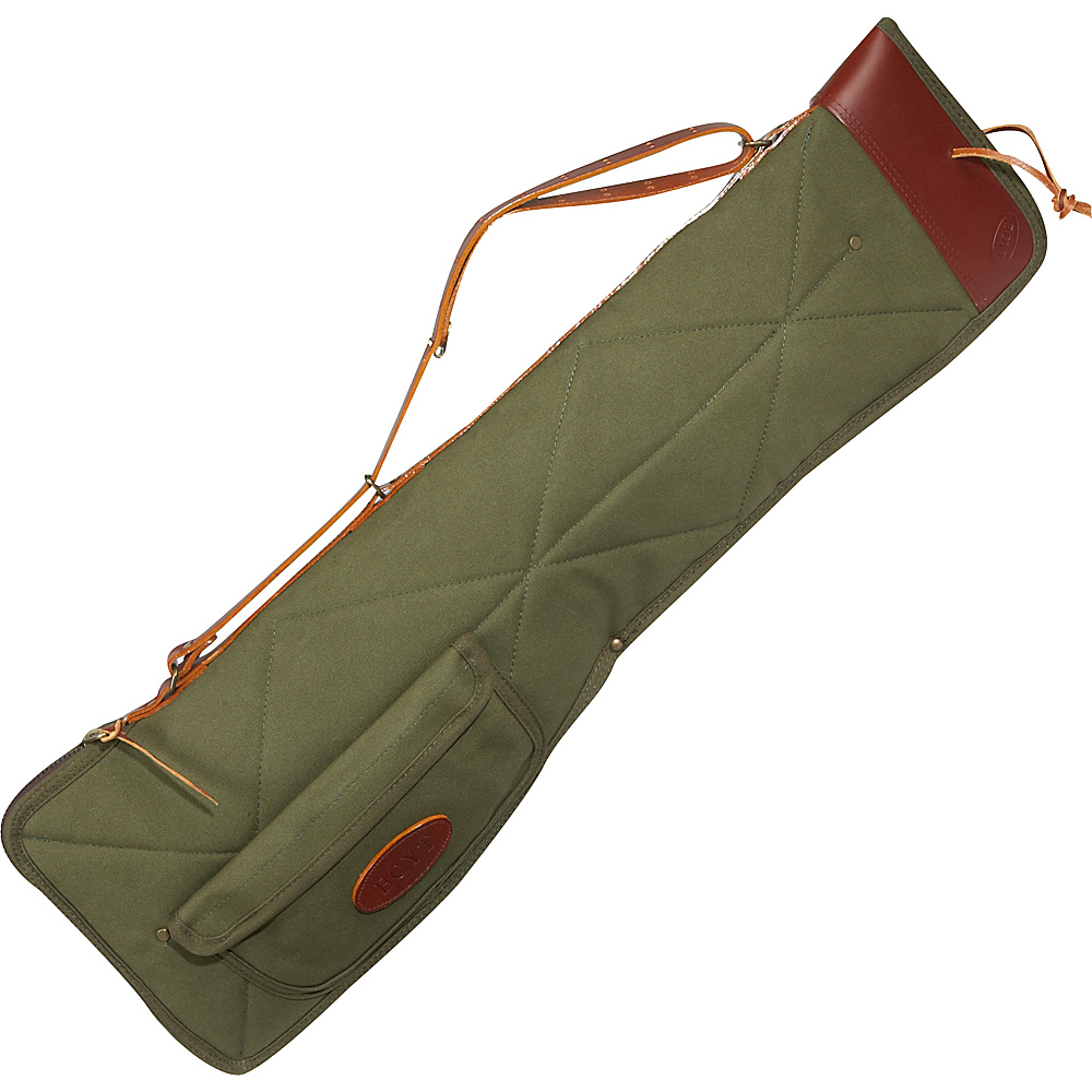 Boyt Harness 30 Takedown Canvas Case With Pocket OD