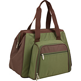 Toluca Insulated Cooler Pine Green
