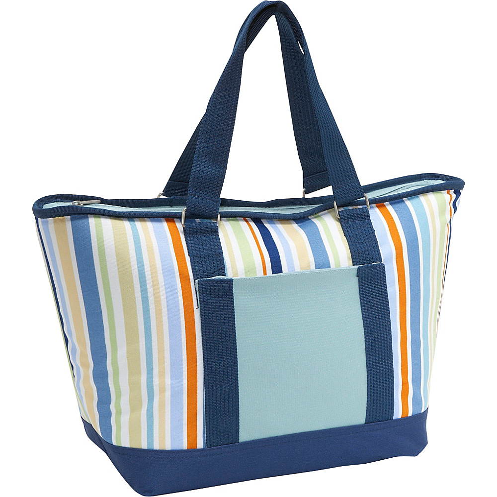 Picnic Time Topanga large insulated shoulder tote St.