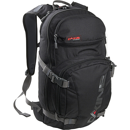 DAKINE Heli Pro Black - DAKINE Laptop Backpacks