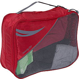 2-Sided Packing Cube Medium Red