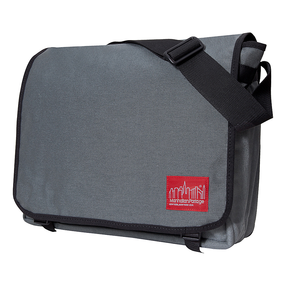Manhattan Portage Deluxe 17 Laptop Messenger Bag - Work Bags & Briefcases, Messenger Bags