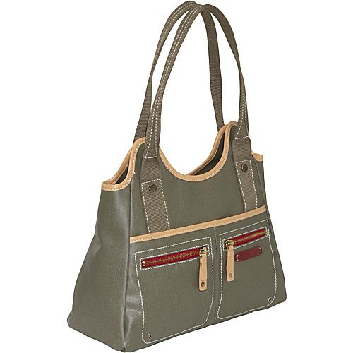 Clava Carina Triangle Tote - Shoulder Bag