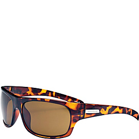 Bruno Polarized Sunglass  Shiny Demi