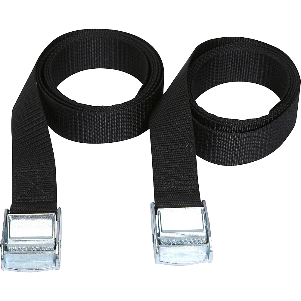 Sportube Roof Rack Straps Black