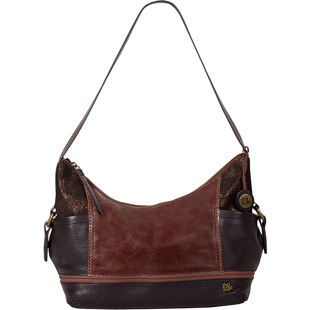 The Sak Kendra Hobo Teak Multi The Sak Leather Handbags