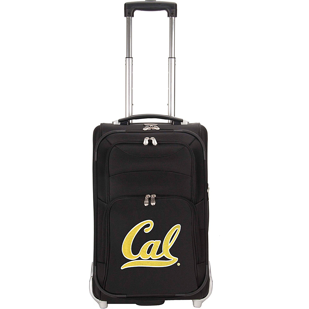 Denco Sports Luggage UC Berkeley 21 Carry-On - Black - Luggage, Small Rolling Luggage
