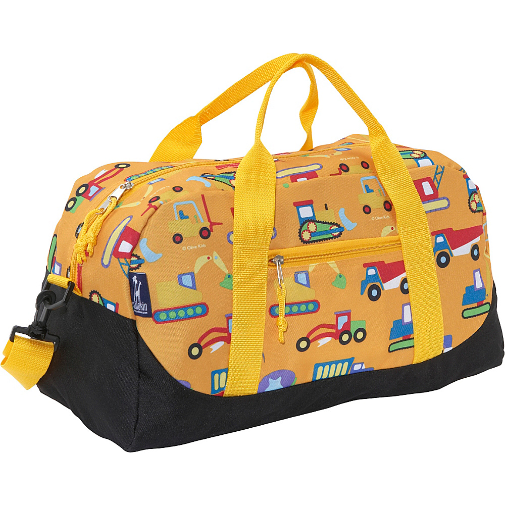 Wildkin Olive Kids Under Construction Duffel Bag - Duffels, Travel Duffels