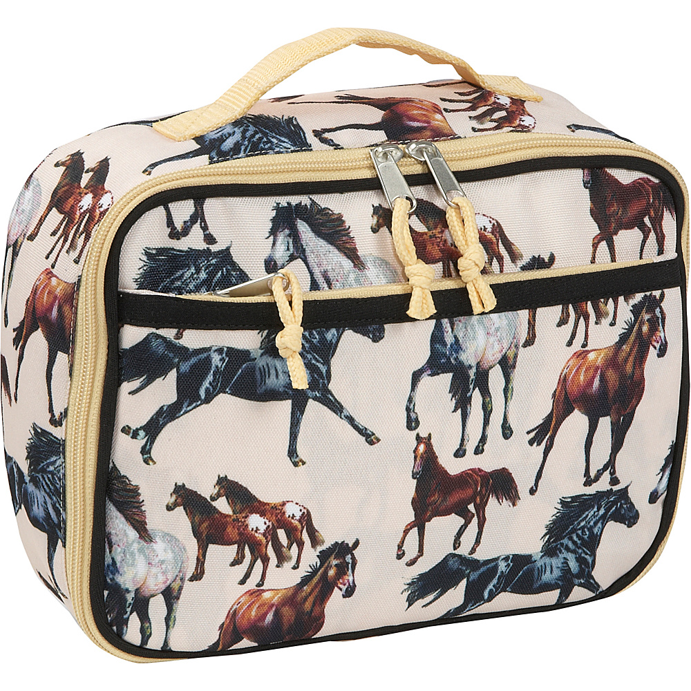 Wildkin Horse Dreams Lunch Box - Horse Dreams - Travel Accessories, Travel Coolers