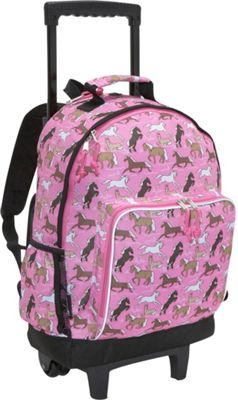 Horses in Pink -  (Currently out of Stock)