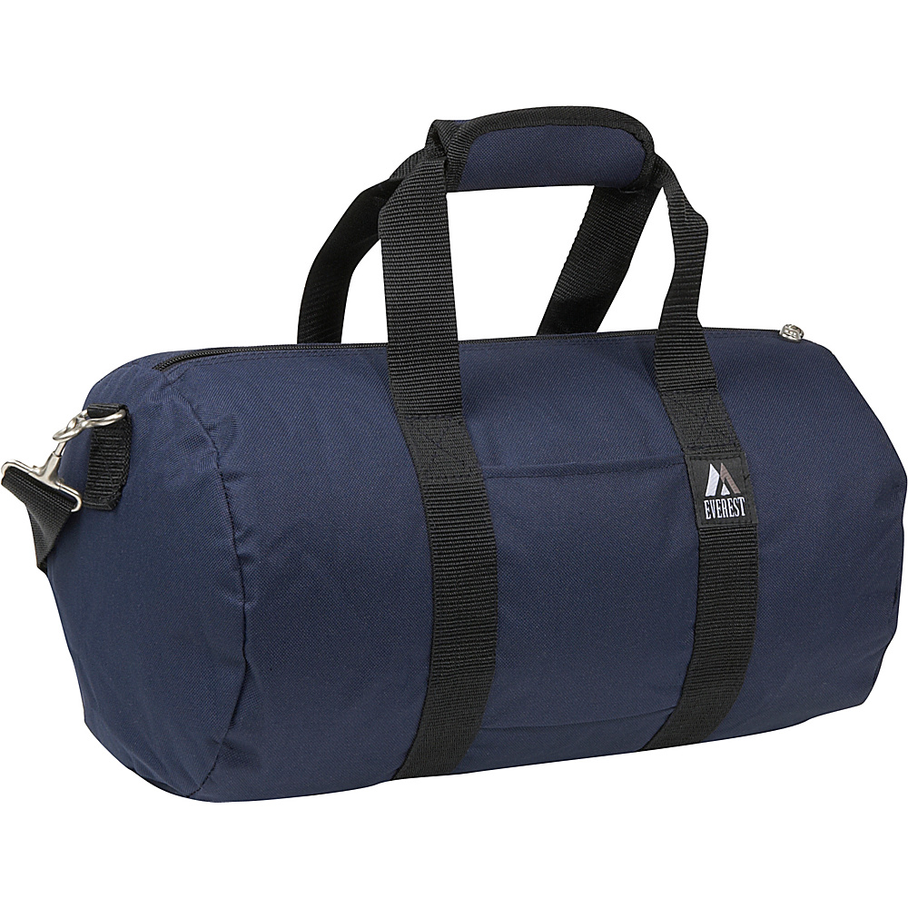 Everest 16 Round Duffel - Navy - Duffels, Travel Duffels