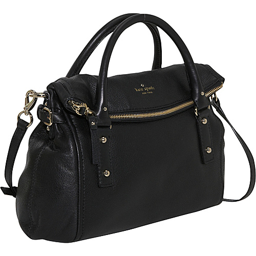 kate spade new york Cobble Hill Small Leslie Black - kate spade new york Designer Handbags