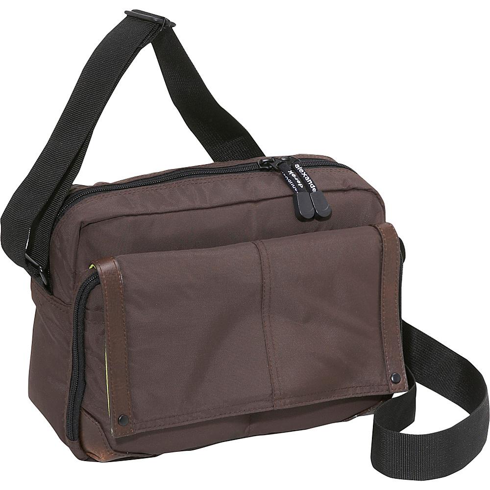 Derek Alexander Ew Top Zip With Flap - Cross Body - Handbags, Fabric Handbags