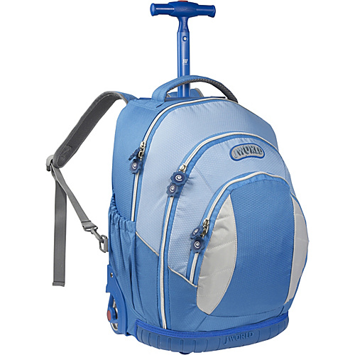 J World Sweet Kids Rolling Backpack (Kids ages 5-9)