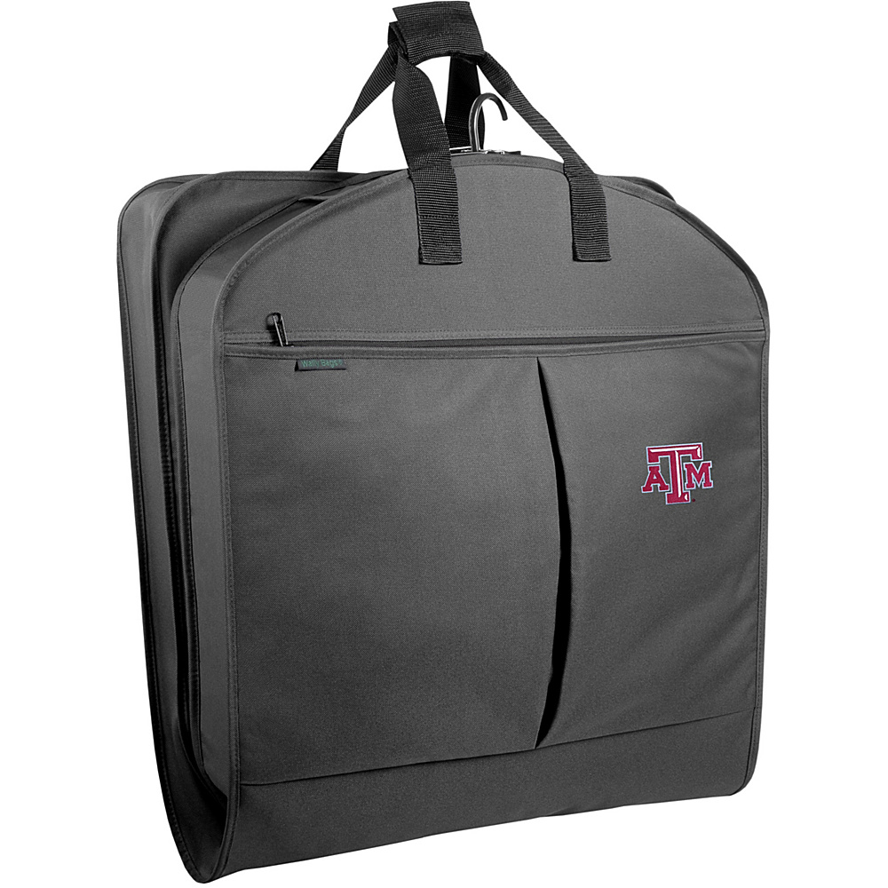 Wally Bags Texas A&M University 40 Suit Length Garment - Luggage, Garment Bags