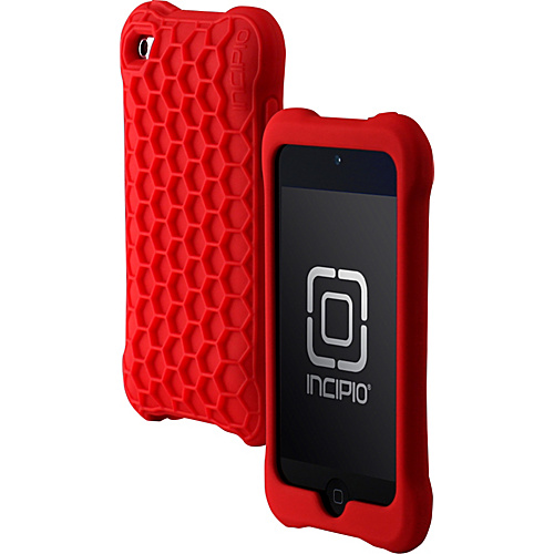 Incipio Hive Gaming for iPod touch 4G - Red