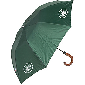 New York Jets Woody Umbrella HUNTER GREEN