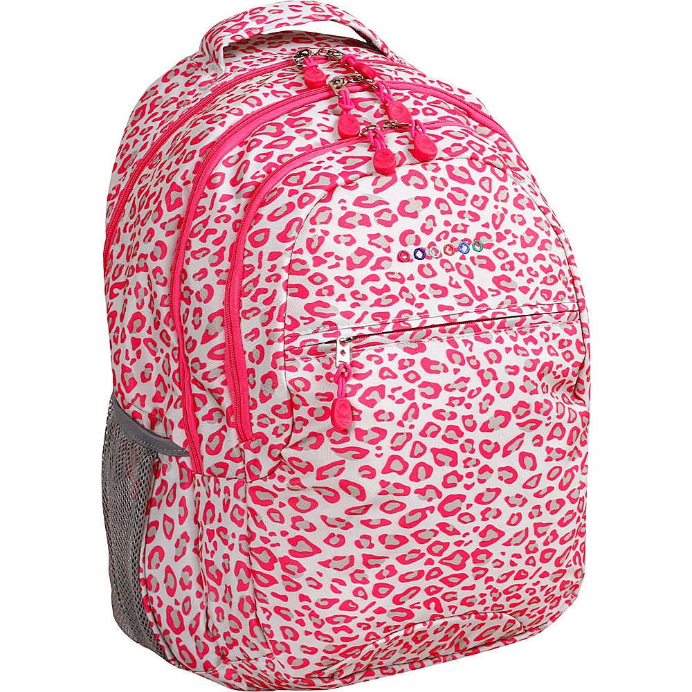 J World New York Cornelia Laptop Backpack Leopard - J World New York Everyday Backpacks - Backpacks, Everyday Backpacks