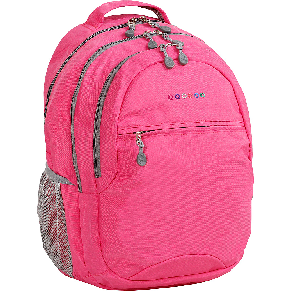 J World New York Cornelia Laptop Backpack Pink - J World New York Everyday Backpacks - Backpacks, Everyday Backpacks