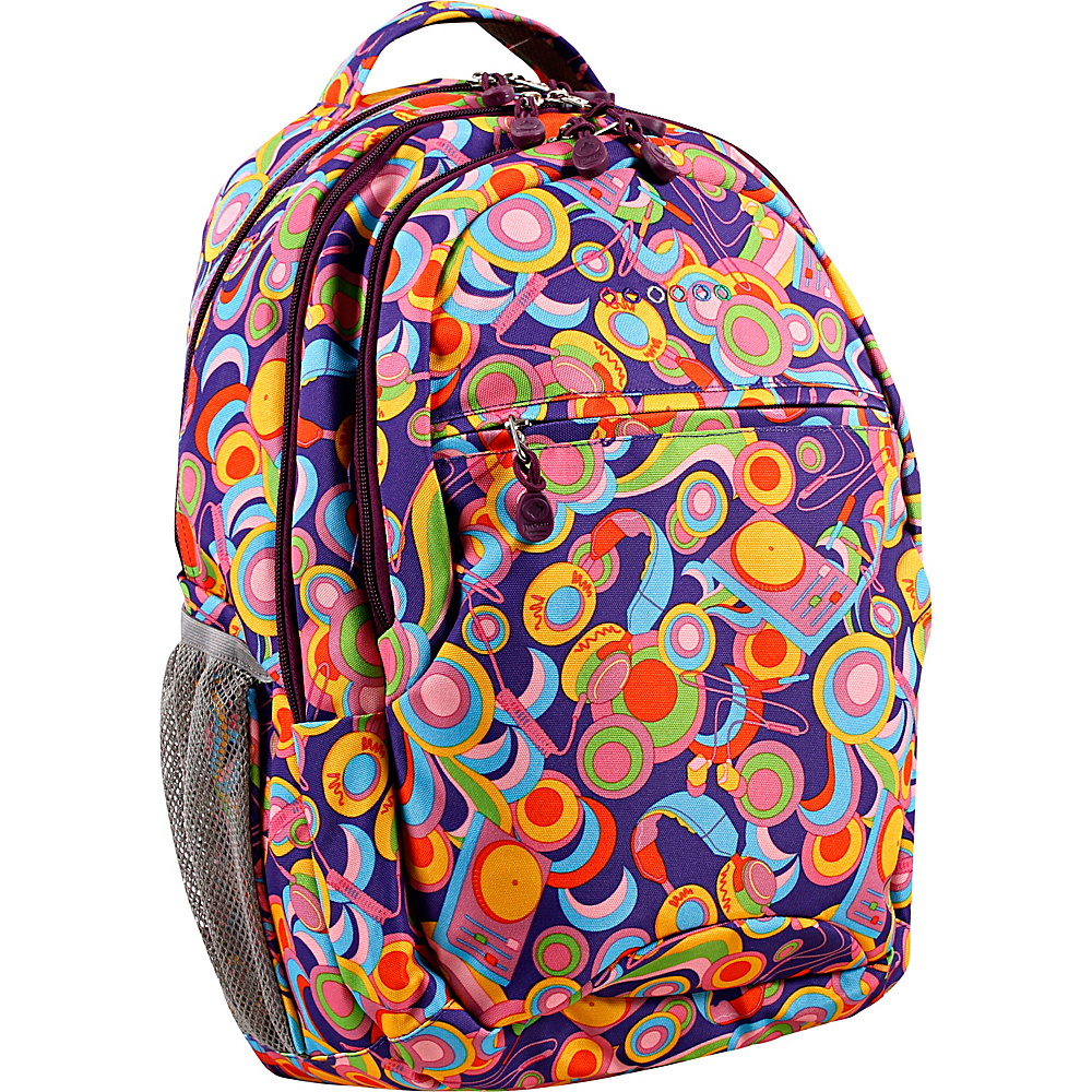 J World New York Cornelia Laptop Backpack Funky - J World New York Everyday Backpacks - Backpacks, Everyday Backpacks
