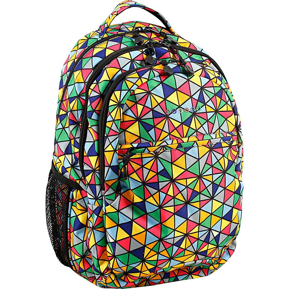 J World New York Cornelia Laptop Backpack Prizm - J World New York Everyday Backpacks - Backpacks, Everyday Backpacks