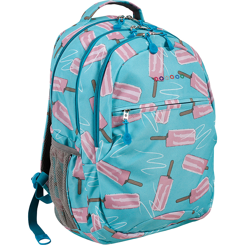 J World New York Cornelia Laptop Backpack Ice Pop - J World New York Everyday Backpacks - Backpacks, Everyday Backpacks