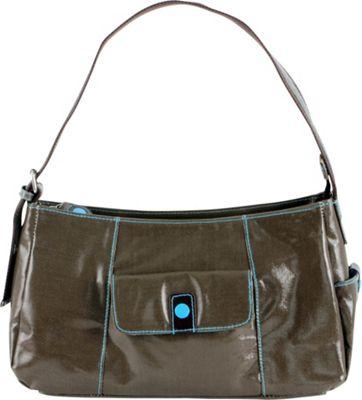 Urban Junket Lauren Hobo Bag Sterling - Urban Junket Fabric Handbags