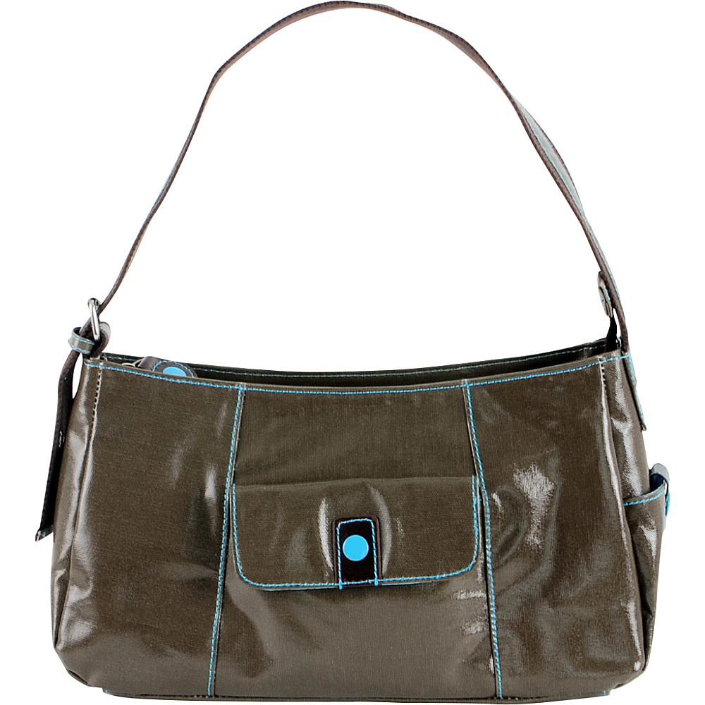 Urban Junket Lauren Hobo Bag Sterling - Urban Junket Fabric Handbags