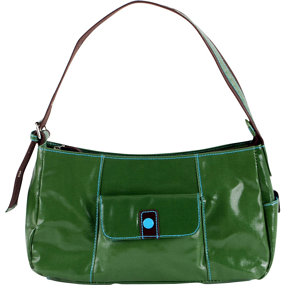 Urban Junket Lauren Hobo Bag Grass - Urban Junket Fabric Handbags