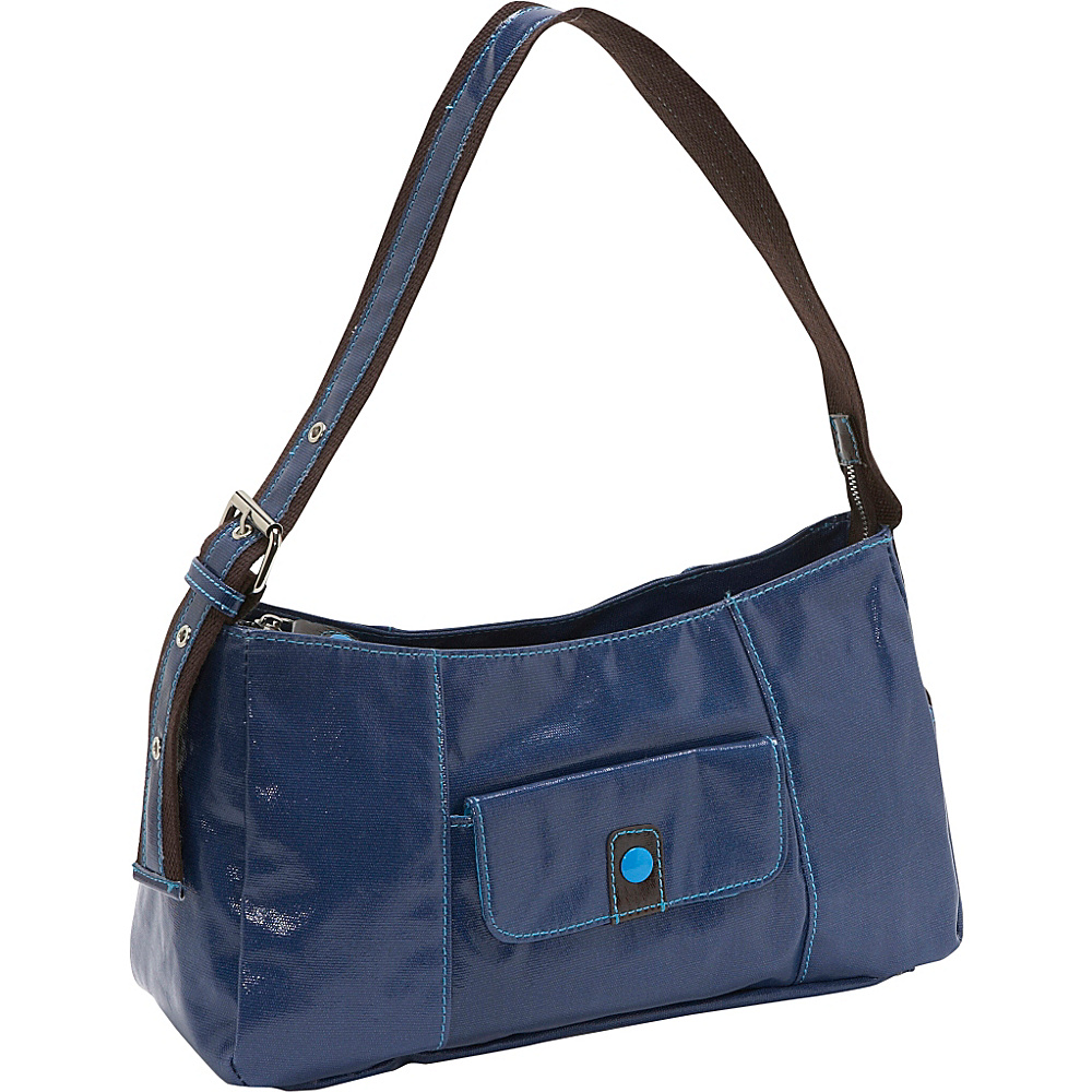 Urban Junket Lauren Hobo Bag Indigo - Urban Junket Fabric Handbags