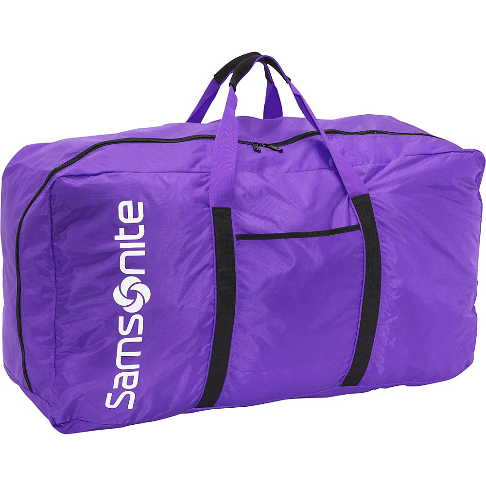 "Samsonite Tote-A-Ton 32.5"" Duffle - Purple"