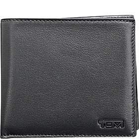 Delta Center Flip ID Passcase Black