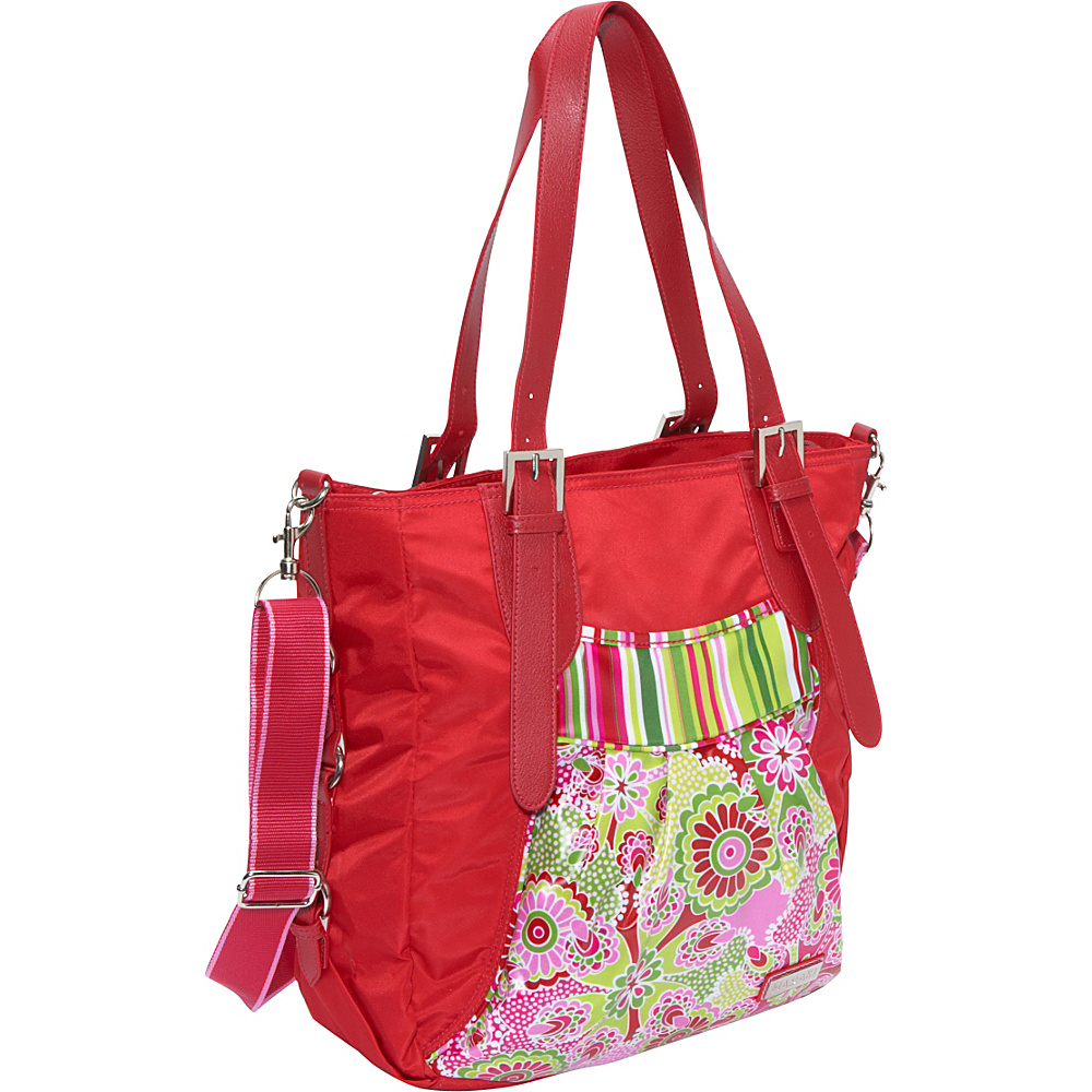 Hadaki Pretty Tote - Tote - Handbags, Fabric Handbags