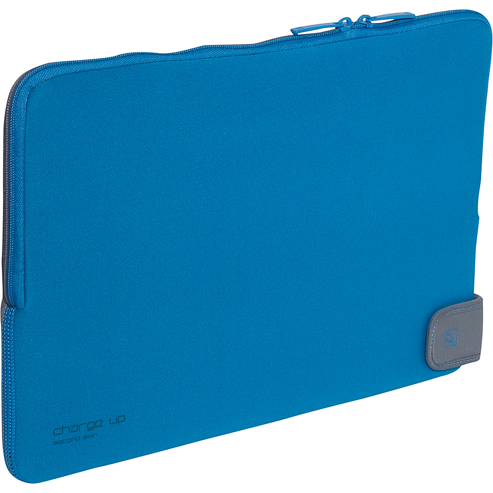 Tucano Charge Up Folder for 15 MacBook Pro Blue