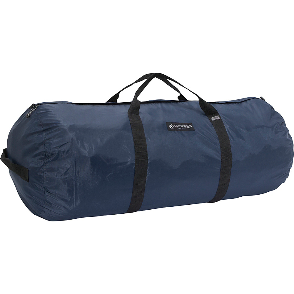 Outdoor Products Deluxe 42 Duffle Mammoth Navy Outdoor Products Outdoor Duffels