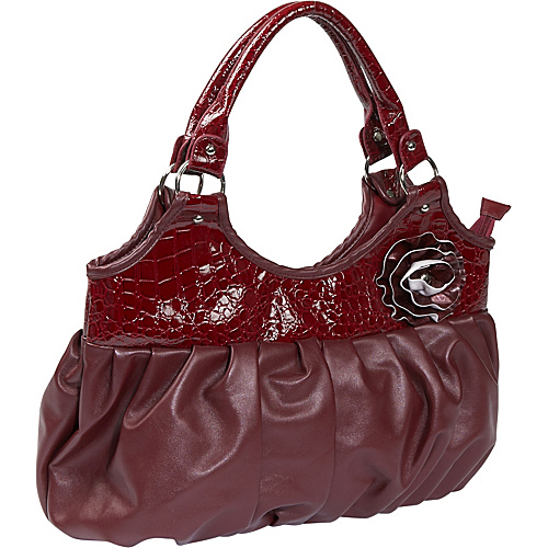 Parinda Evanthe Red - Parinda Manmade Handbags