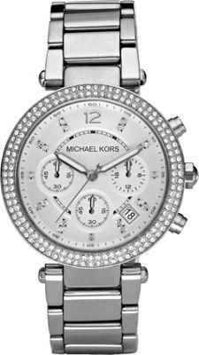Michael Kors Watches Parker - Silver