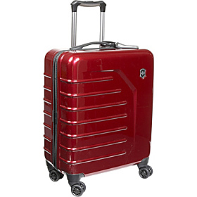 Spectra Extra-Capacity Carry On Red