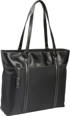 Targus Ladies Deluxe Tote w/ SafePORT Air Protection Cushioning Black - Targus Women's Business Bags