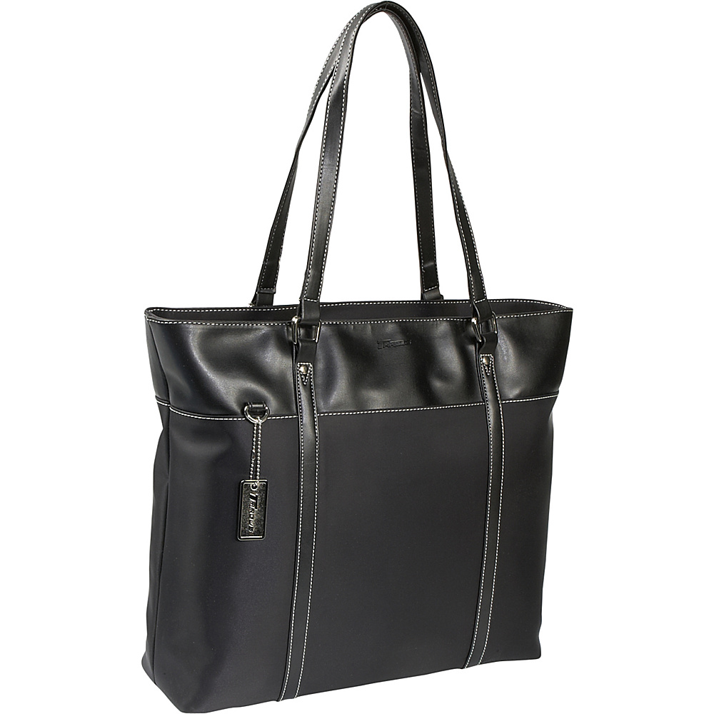 Targus Ladies Deluxe Tote w SafePORT Air Protection Cushioning Black Targus Women s Business Bags