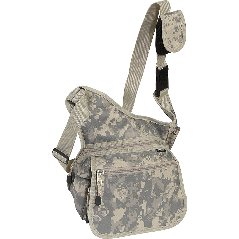 Everest Digital Camo Sling Bag Digital Camo - Everest Slings - Backpacks, Slings