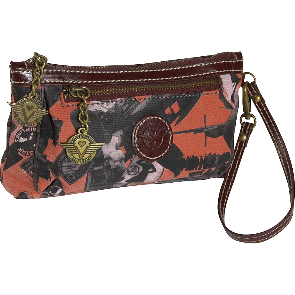 Sydney Love Going Places Wristlet - Clutch - Handbags, Fabric Handbags